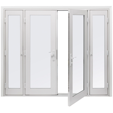 Tuscany Series In Swing French Door 6 6 To 8 0 Height 2 0