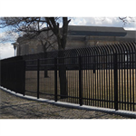 Impasse II®High Security Steel Fence