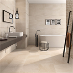 Collection Brancato colour Beige Wall Tiles