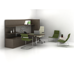 Haworth - Idea Starter 212 - Design Intent: Private Office