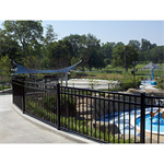 Montage Plus® Ornamental Steel Fence