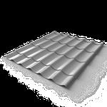 metalic tile 1050
