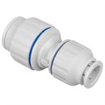 Polybutylene Push-Fit Reducing Coupler - 22 x 15mm - 36061