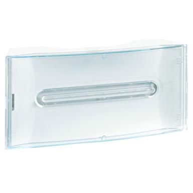 URALIFE self-contained emergency lighting autotest-addressable recessed luminaire