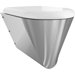CAMPUS Wall hung WC pan CMPX592W