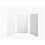 "choreograph® 60"" x 60"" x 96"" shower wall kit"