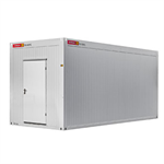 zecon - wc-container 6,0m x 2,5m damen