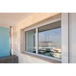 fixed transom window and tilt-turn window - kassiopée