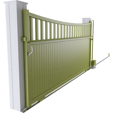 harmony line - ribe sliding gate model