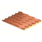 insulated panel ks1000 rt roof tile