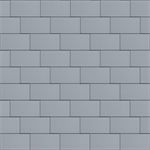 bardeaux façade (600 mm x 1500 mm, horizontal, prepatina clair)