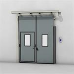 ASSA ABLOY FD2250P Folding Door (0+2) Electrical DLW 1400-2500mm, DLH 2000-6000mm