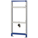 AQUAFIX urinal installation frame for waterfree urinals CMPX137