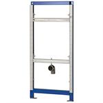 aquafix urinal installation frame for waterfree urinals cmpx137