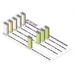 anti-voc technical ducts pregymetal siniat - biosourced insulation biofib