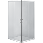 Funkia square shower cabin 80 cm