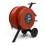 "wheeled hose reel 45m1"" 30m3/4"""