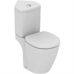 connect space seat white & cvr soft