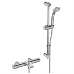 ceratherm t25 bath and shower thermostatic dmtd legs & kit
