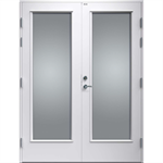 Diplomat Altan fully glazed double door
