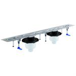 shower channels CeraLine senkrecht F Duo 800-2000 mm, DN 50