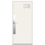 Exterior Door Character Cifro ECO Single