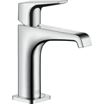 AXOR Citterio E Single lever basin mixer 130 with lever handle and waste set 36111000