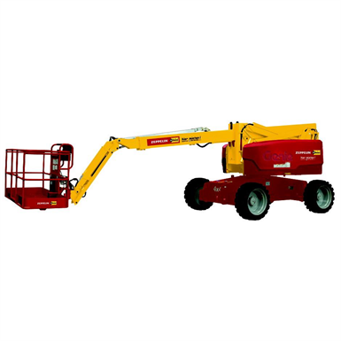 articulated boom lift zgt20.11hy