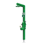 Model 8315CTFP, AXION® MSR Freeze-Protected Shower and Eye/Face Wash
