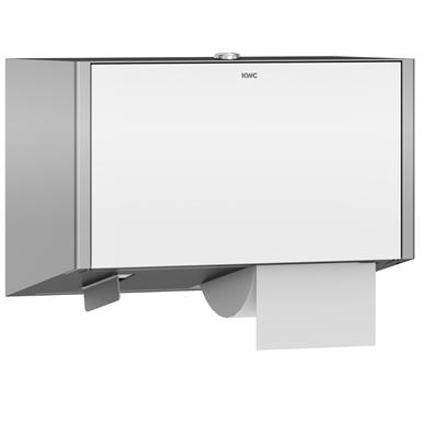EXOS. double toilet roll holder EXOS676W