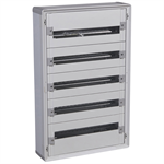 fully modular metal enclosures xl³ 160 - ready to use - 2  to 6 rows - 24 modules