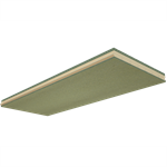 ONDUTHERM Sandwich Panel with interior water-repellent chipboard facing