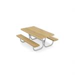 Piknikbord Rörvik Furu 140x70xh55 cm