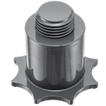 FlameGuard® Test Plug for TorqueSafe™ & SofTorque™ Gasket Sealed Head Adapters