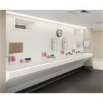 Counter Tops - Global AcryMed Antimicrobial Solid Surface