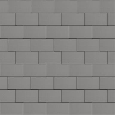 bardeaux facade (333 mm x 600 mm, horizontal, artcolor skygrey)