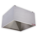 Heat & Condensate Exhaust Only Vent Hood, VHB Series