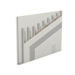 w135.de knauf metallständerwand ei 60-m - einfachständerwand, zweilagig beplankt mit stahlblecheinlage