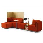 layout - modular sofa