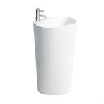 PALOMBA COLLECTION Freestanding washbasin 520 mm