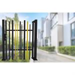 pedestrial swing gate stem (1 door)