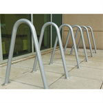 "A- Frame Bike Rack 1"" tubing"