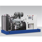 Diesel Generator Set, MTU 4R0120 DS100, 60Hz, 208-600V, Standby Power