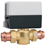 Z-One: 2-way Zone Valves Normally Closed- Press – NA Market