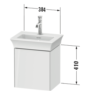 wt4240 vanity-unit-wall-mounted