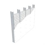 ระบบผนังมวลเบาเสริมโครงเหล็ก Fulfil wall