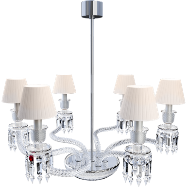 Tourbillon Chandelier 6L
