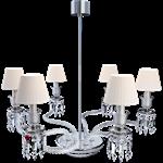 tourbillon chandelier 6l