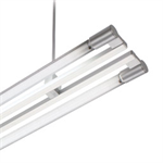 SWING SW6 & SW7 - Trim 11 - T5 Double Lamp Pendant and Surface Mount Fixture