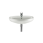 VICTORIA|LAURA 520 Wall-hung basin